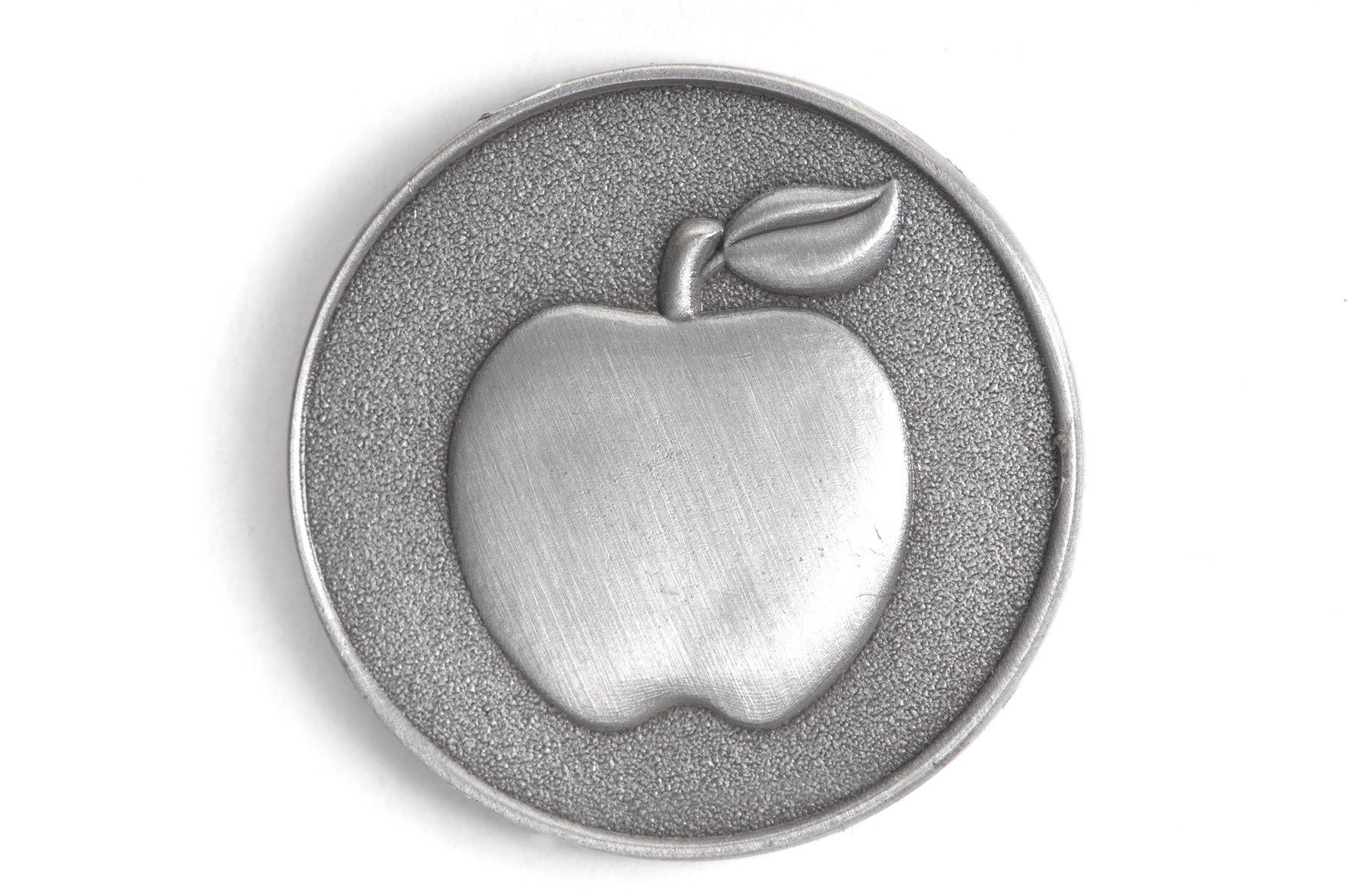 Antikpläterat silvermärke